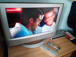 tv televisor jvc modelo LT-26A60SU JVC