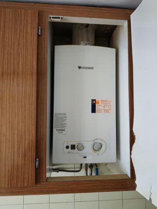 calentador Junkers minimaxx WRD 11-2K