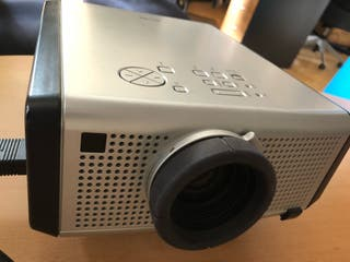 Proyector Philips Hopper SV20 con Altavoces