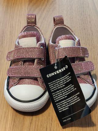 Zapatillas niña T20 CONVERSE NUEVAS