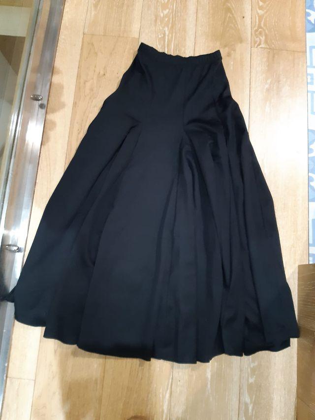Falda de flamenco de 93cm de largo