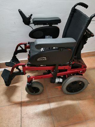 se vende silla de ruedas eléctrica en perfecto est