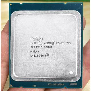 Procesador Xeon E5 2667 V2 turbo 4Ghz