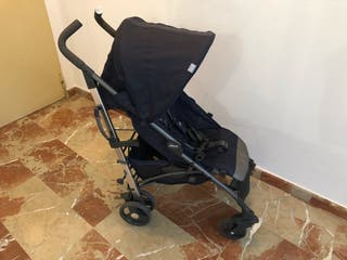 Silla bebé Chicco Liteway 2 Denim Edition
