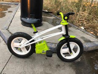 Bicicleta niño evolutiva