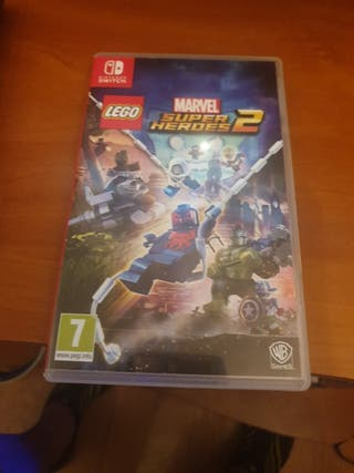 lego Marvel súper héroes 2 switch