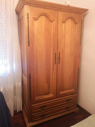armario de castaño