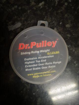 rodillos dr pulley