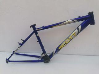 """Cuadro Bicicleta Scott peak 26"""""""