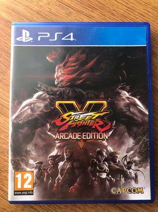 STREET FIGHTER ARCADE EDITION - PS4