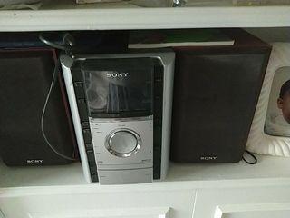 Mini Cadena Sony