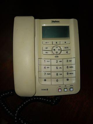 Teléfono Fijo como nuevo