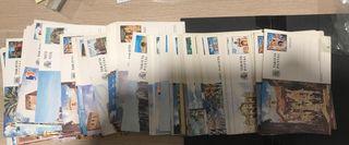 Lote T. postales nuevas