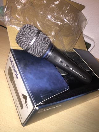 Micrófono AE 3300 de condensador