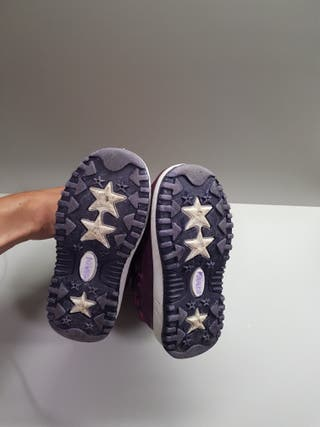 botas nieve agua niño niña 25