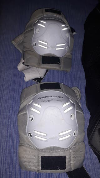 Protecciones patinaje Powerslide