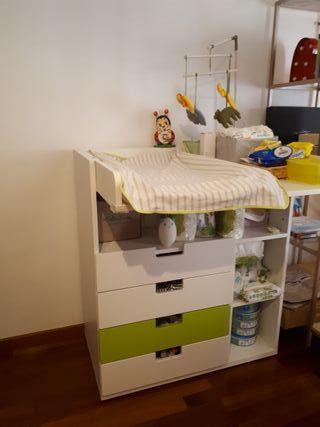 cambiador Ikea Stuva