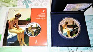 Moneda de 50 euros Año 2017, V Serie.