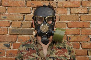 Mascara de gas GP-7