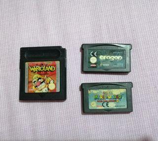 Juegos y complementos Nintendo64/Game Boy Advance
