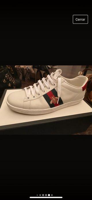 Zapatillas Gucci bee Abeja