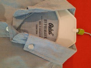 camisa Primark 6 años