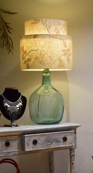Design lamp // Lámpara de diseño