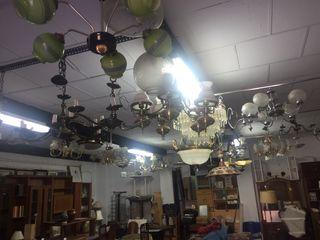 Lámparas de todo tipo