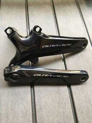 Bielas Shimano Dura Ace 9100