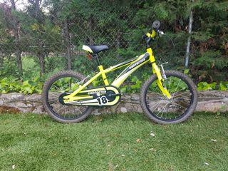 "Bicicleta 18"" niño"