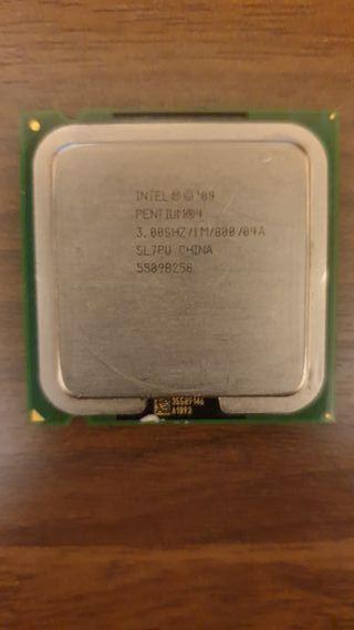 Vendo microprocesador Intel
