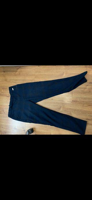 Pantalón pepe jeans azul marino