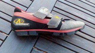 zapatillas bicicleta calas