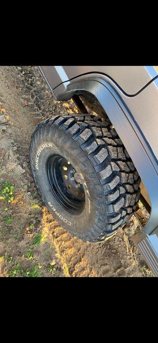 Ruedas 33 para jeep