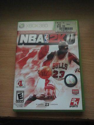 NBA2011 para xbox 360