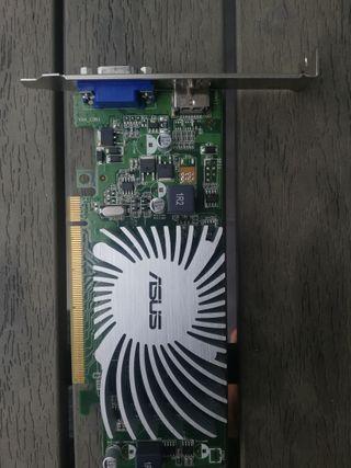 TARJETA GRÁFICA ASUS 1GB GDDR3