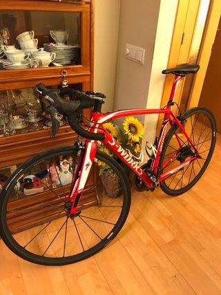 Bicicleta de carretera hombre