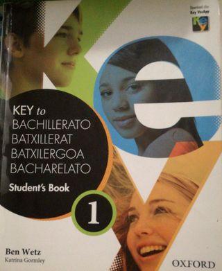 Libro Inglés 1r Bachillerato