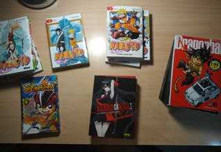 Cómics/manga