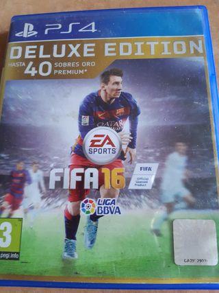 PS4 juego