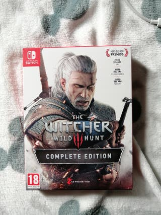 The wicher 3 Nintendo switch