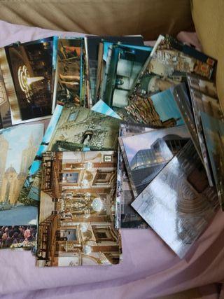 Postales antiguas Valencia y otras ciudades España