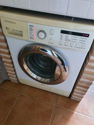 lavadora 8kg
