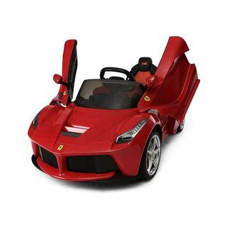Coche Eléctrico Ferrari E tron scooter