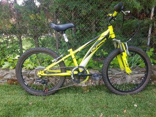 "Bicicleta 20"" para niños"