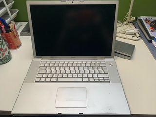 MacBook Pro Finales del 2007 sin bateria