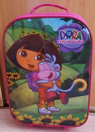 Maleta trolley de Dora Exploradora