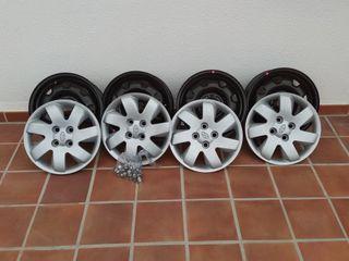 Llantas Hyundai Getz (4 unidades)