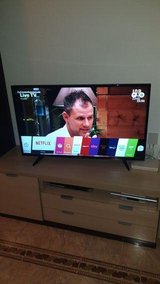"""lote smart tv 50"""" y portatil hp i7"""
