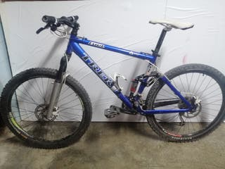 bicicleta trek fuel 70